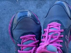 scarpe adolescente